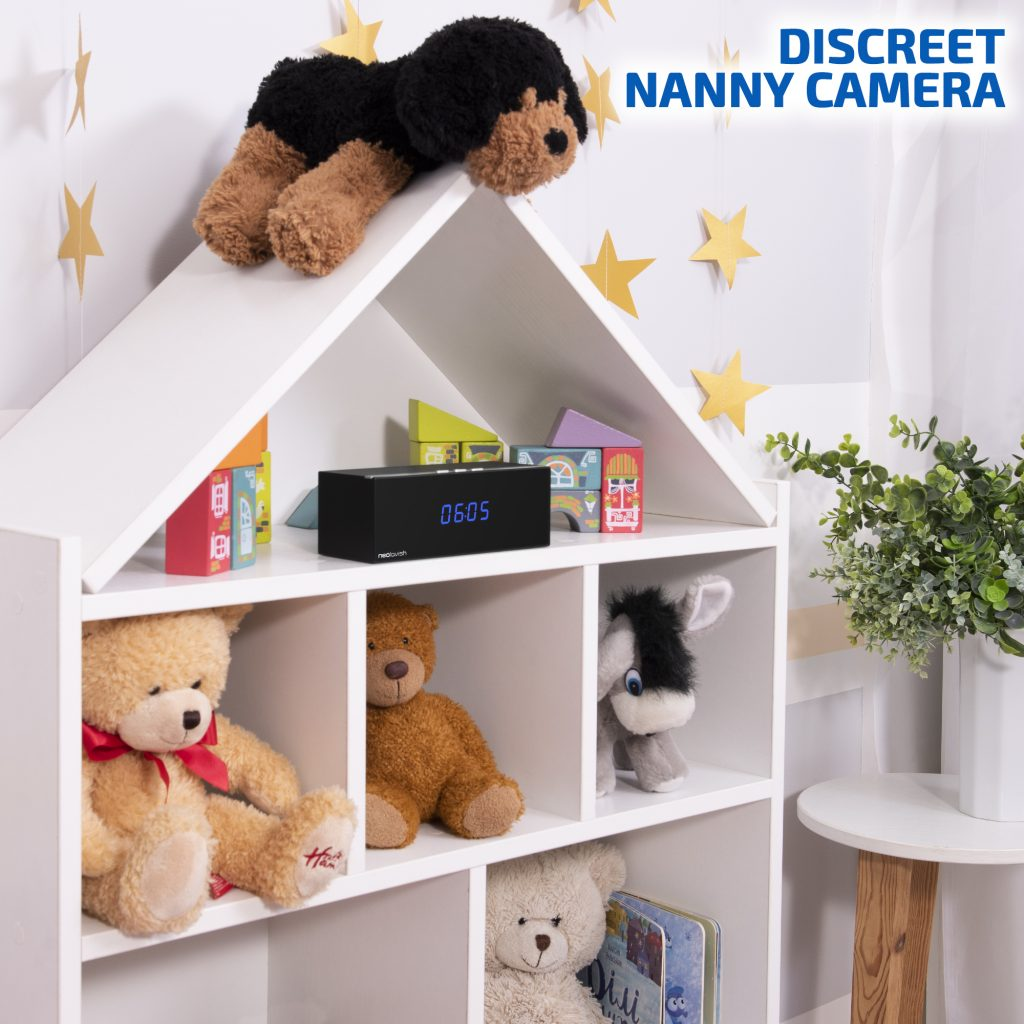 hidden nanny camera from Neolavish.