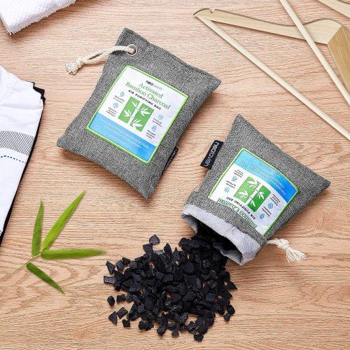 Neolavish Activated Bamboo Charcoal – Air Purifying Bag
